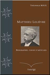 Téléchargez le livre :  Matthieu Lelièvre