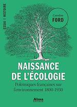 Download this eBook Naissance de l'écologie