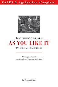 Téléchargez le livre :  As You Like It