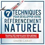 Download this eBook SEO - 7 Techniques pour Développer votre Référencement Naturel
