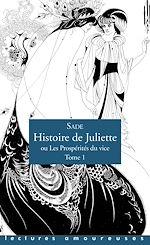 Téléchargez le livre :  Histoire de Juliette - Ou Les Prospérités du vice - tome 1
