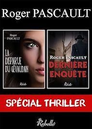 Téléchargez le livre :  Intégrale Thriller