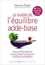Téléchargez le livre :  Le guide de l'équilibre acide-base - nouvelle édition