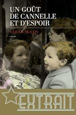 Télécharger cet ebook : Un Goût de cannelle et d'espoir (extrait)