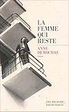 Télécharger le livre :  La Femme qui reste