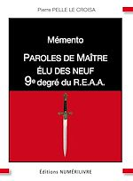 Download this eBook Mémento 9e degré du R.E.A.A.