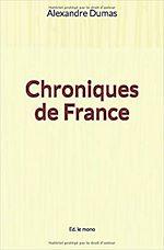 Download this eBook Chroniques de France