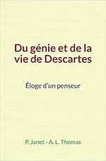 Download this eBook Du génie et de la vie de Descartes