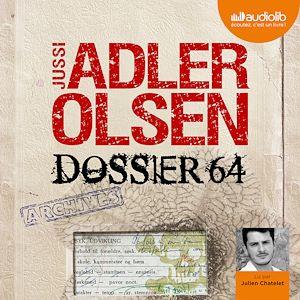 Dossier 64 / Les enquêtes du département V - 4 | Adler-Olsen, Jussi. Auteur