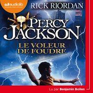 Téléchargez le livre :  Percy Jackson 1 - Le Voleur de foudre