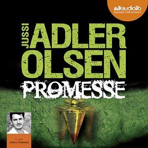 Promesse - La sixième enquête du Département V | Adler-Olsen, Jussi. Auteur