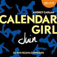 Téléchargez le livre :  Calendar Girl - Juin