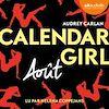 Calendar Girl - Août