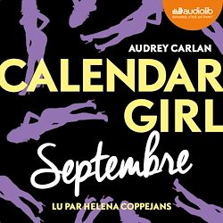 Download the eBook: Calendar Girl - Septembre