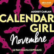 Téléchargez le livre :  Calendar Girl - Novembre
