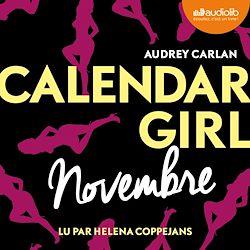 Download the eBook: Calendar Girl - Novembre