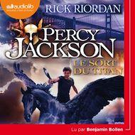 Téléchargez le livre :  Percy Jackson 3 - Le Sort du Titan