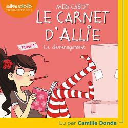 Download the eBook: Le Carnet d'Allie 1 - Le Déménagement