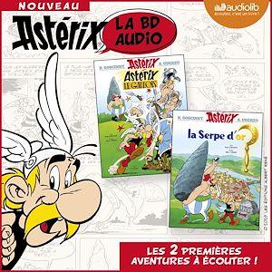 Téléchargez le livre :  Astérix le Gaulois / Astérix - La Serpe d'or