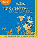 Téléchargez le livre :  Les Chefs-d'oeuvre Disney