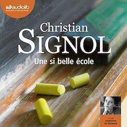 Download the eBook: Une si belle école