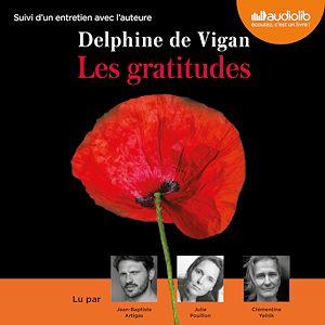 Les Gratitudes | Vigan, Delphine de