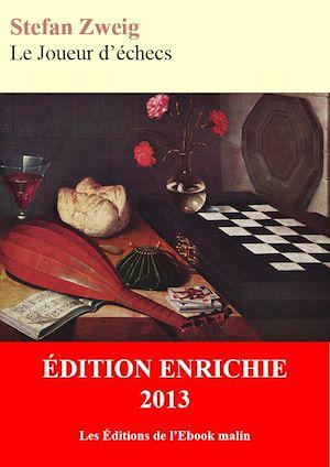 Téléchargez le livre :  Le Joueur d'échecs (édition enrichie)