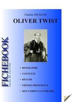 Fiche de lecture Oliver Twist