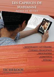 Téléchargez le livre :  Fiche de lecture Les Caprices de Marianne - Résumé détaillé et analyse littéraire de référence