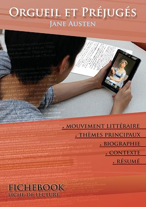 Téléchargez le livre :  Fiche de lecture Orgueil et Préjugés - Résumé détaillé et analyse littéraire de référence