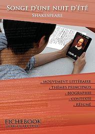 Téléchargez le livre :  Fiche de lecture Songe d'une nuit d'été - Résumé détaillé et analyse littéraire de référence