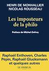 Télécharger le livre :  Les imposteurs de la philo