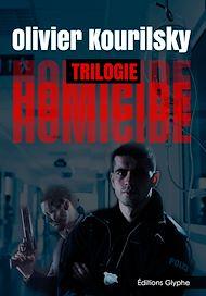 Téléchargez le livre :  Homicide, la trilogie
