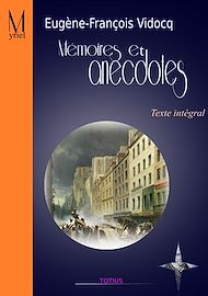 Téléchargez le livre :  Mémoires et anecdotes