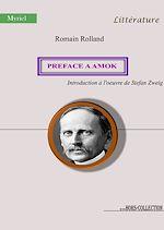 Download this eBook Préface à Amok