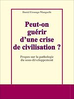 Download this eBook Peut-on guérir d'une crise de civilisation ?