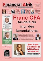 Download this eBook Financial Afrik n°22 octobre 2015