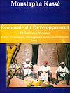 Télécharger le livre :  Économie du Développement Références africaines