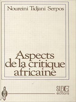 Aspects de la critique africaine