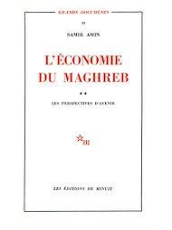 Téléchargez le livre :  L'économie du Maghreb - Tome 2