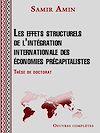 Télécharger le livre :  Les effets structurels de l'intégration internationale des économies précapitalistes