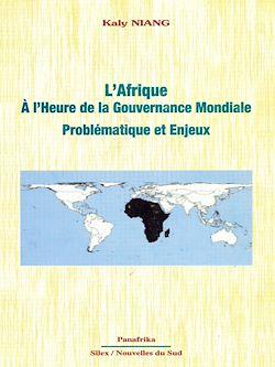 Download the eBook: L'Afrique à l'heure de la gouvernance mondiale