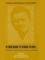 Download this eBook Ce soir quand tu verras Patrice…