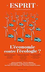 Download this eBook Esprit L'économie contre l'écologie ?