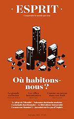 Download this eBook Esprit - Où habitons-nous ?