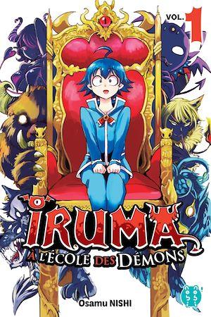 Téléchargez le livre :  Iruma à l'école des démons T01