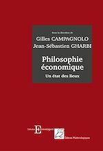 Download this eBook Philosophie économique