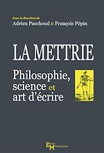 Download this eBook La Mettrie