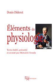 Téléchargez le livre :  Éléments de physiologie
