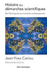 Téléchargez le livre :  Histoire des démarches scientifiques